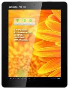 Тачскрин для планшета Armix PAD-940