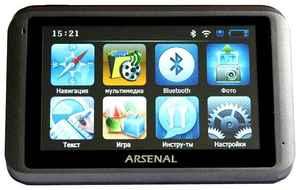 Тачскрин Arsenal A700