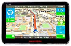 Тачскрин Arsenal A703