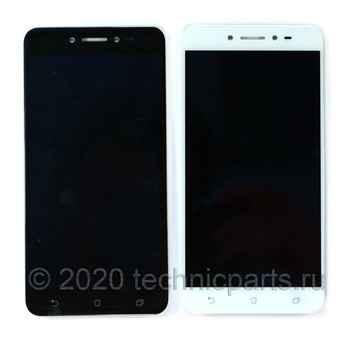 Дисплей Asus ZenFone Live (ZB501KL), экран с тачскрином