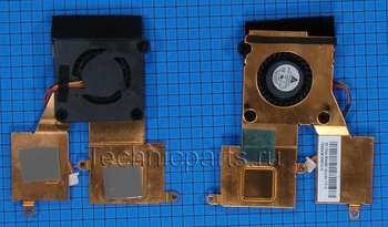 Система охлаждения для ноутбука Asus 1005Ha