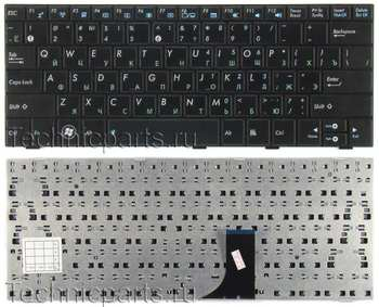 Клавиатура для ноутбука Asus EEE PC 1001ha
