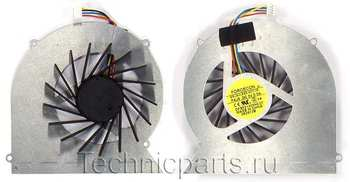 Кулер для ноутбука Asus N43S