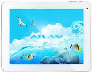 Тачскрин для планшета Atlas R98