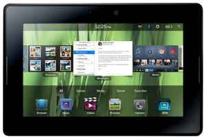 Тачскрин для планшета BlackBerry PlayBook