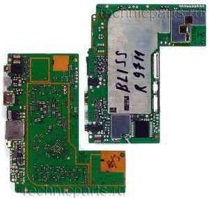 Главная плата для планшета Bliss Pad R9711