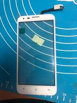 Тачскрин для телефона iq454 в рамке