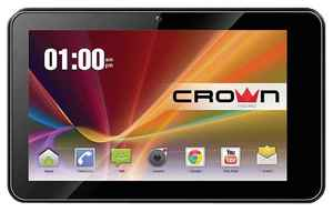 Тачскрин для планшета CROWN B755