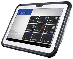 Тачскрин Casio V-T500-E