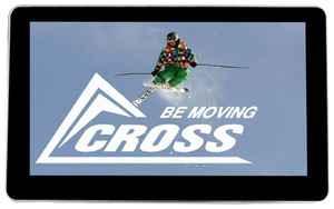 Тачскрин Cross X5 GPS