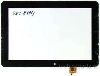 Тачскрин для планшета DNS AirTab M101w