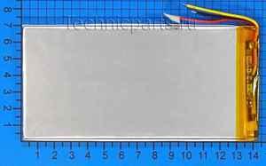 Аккумулятор для планшета Oysters T84 3G