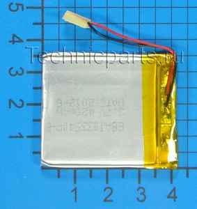 Аккумулятор для навигатора teXet TN-521HD DVR