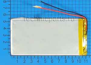 Аккумулятор для планшета Oysters T7d 3G