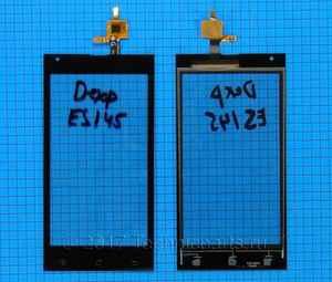 Тачскрин для телефона Dexp Ixion ES145