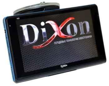Аккумулятор для навигатора Dixon X-504