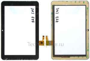 Тачскрин для планшета Dns AirTab E77