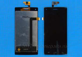 Тачскрин с дисплеем (модуль) Dns S5003