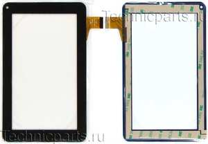 Тачскрин для планшета SUPRA M741