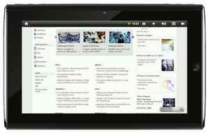 Тачскрин для планшета Evromedia PlayPad 1003