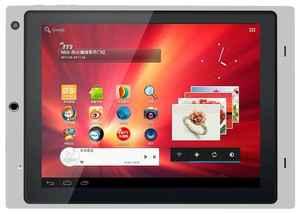 Тачскрин для планшета Evromedia PlayPad Dual Fire (S-5)