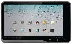 Тачскрин для планшета Evromedia PlayPad Freescale 707-J