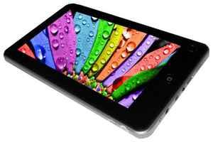 Тачскрин для планшета Evromedia PlayPad M701+