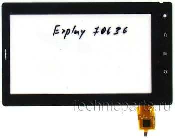 Тачскрин Explay Informer 706 3G