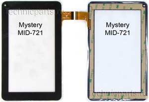 Тачскрин для планшета Mystery MID-721