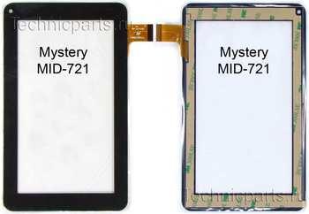 Тачскрин Mystery MID-721