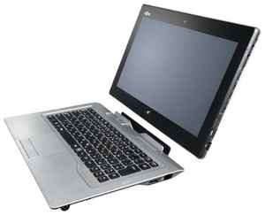 Тачскрин для планшета Fujitsu STYLISTIC Q702 Intel Core i3