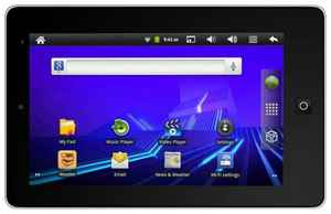 Тачскрин для планшета GOCLEVER TAB I71