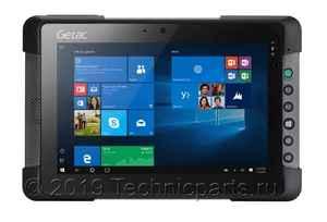 Тачскрин для планшета Getac T800 G2 Z8750