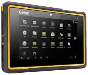 Тасчкрин для планшета Getac Z710 Premium (3G)