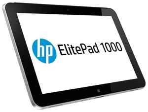 Тачскрин для планшета HP ElitePad 1000 LTE
