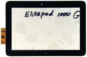 Тачскрин для планшета HP ElitePad 1000 G2