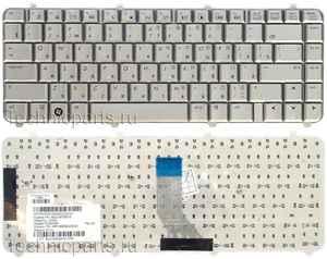 Клавиатура для ноутбука HP Pavilion dv5-1000