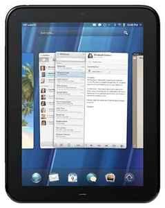 Тачскрин HP TouchPad