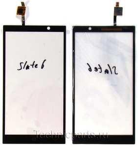 Тачскрин для HP Slate 6 6000en VoiceTab