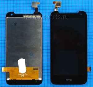 Тачскрин с дисплеем (модуль) для телефона HTC Desire 310