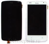 Сенсор (тачскрин) с дисплеем HTC Desire 500