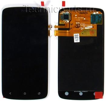Сенсор (тачскрин) с дисплеем HTC One S Z520E