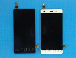 Дисплей для Huawei P8 Lite (ALE-L21), экран с тачскрином