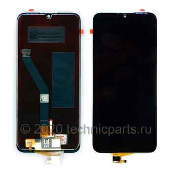 Дисплей для Huawei Honor 8A (AJAT-LX1), экран с тачскрином
