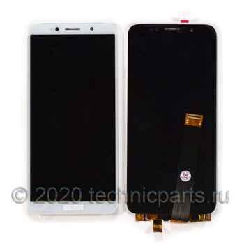 Дисплей для Huawei Y5 Prime 2018, экран с тачскрином
