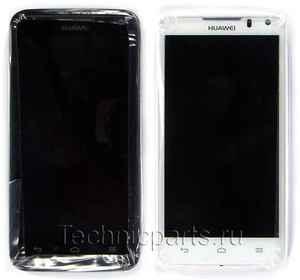 Дисплей для Huawei Ascend D1 U9500, экран с тачскрином