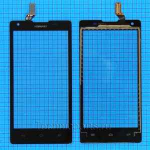 Тачскрин для Huawei Ascend G700