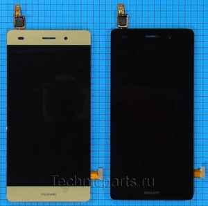 Дисплей для Huawei Ascend p8 lite, экран с тачскрином