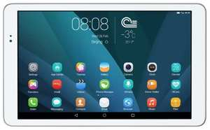Тачскрин для планшета Huawei MediaPad T1 10 LTE