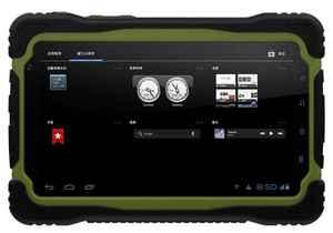 Тачскрин для планшета Hugerock T70